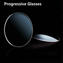 Aspherical Progressive Glasses Lenses prescription No-Line Multi-Focal Optical Prescription
