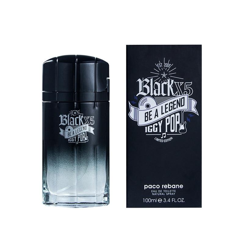 100ml Perfume For Men Fragrance Atomizer Parfum Spay Bottle Glass Fresh Long Lasting Men Cologne Fragrances Scent