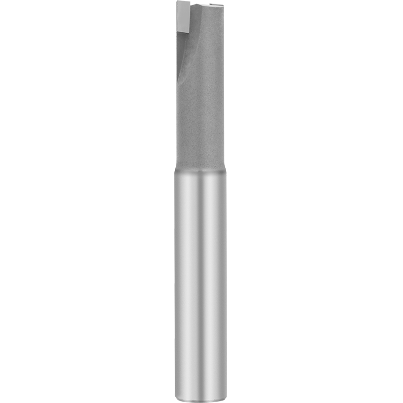CNC Double Flute Polycrystalline Diamond (PCD) Straight Plunge Router Bits