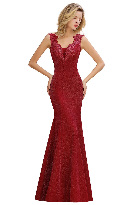 Сексуальное яркое шелковое кружевное платье для выпускного вечера с v-образным вырезом на спине 2020 Элегантные Вечерние Выпускные платья с принтом «пыльная роза» Robe de Soiree Longue