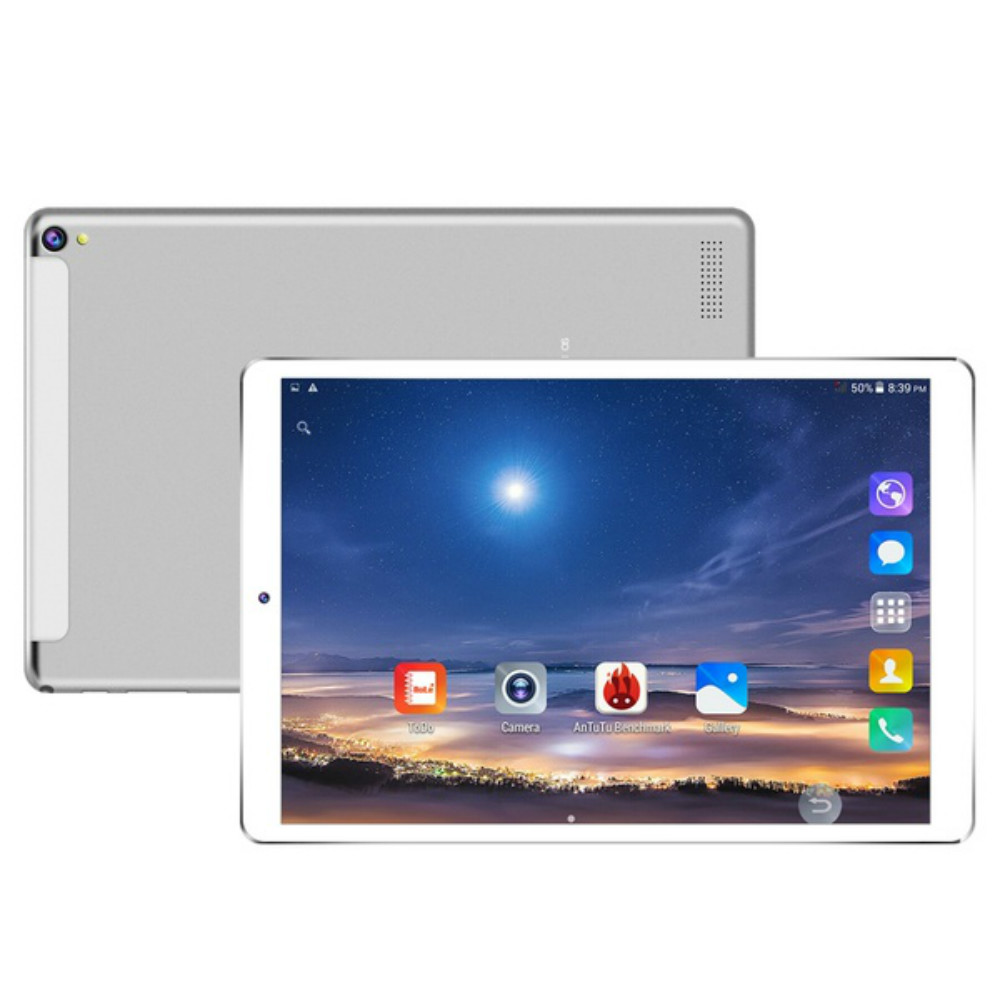 2020 Hot Sale 10.1 Inch Google Tablets 6GB+128GB Large Memory 10 Core WiFi Tablet PC Dual SIM Tablet With 4G Phone Call Tablet