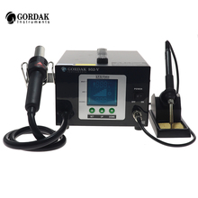 Hot-Air-Soldering-Station-Combined Soldering-Repair GORDAK Digital-Display 952V
