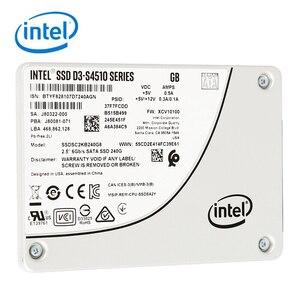 """Image 1 - SSD dorigine Intel D3 S4510 960 go 2.5 """"SATA III SSDSC2KB960G801 963341 SSDSC2KB960G801 D3 S4510 cc 2.5"""""""