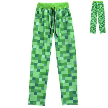 6-14 lat chłopięce spodnie dziecięce legginsy spodnie w kratę chłopięce ubrania chłopięce legginsy dziewczęce spodnie dla dzieci chłopięce spodnie dziecięce jesienne ubrania tanie i dobre opinie COTTON LOOSE Unisex Z KIESZENIAMI Pełna długość Dobrze pasuje do rozmiaru wybierz swój normalny rozmiar Troczek HIGH