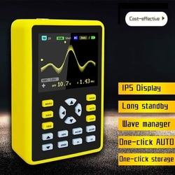 Promotie-5012 H 2.4 Inch Lcd-scherm Handheld Draagbare Digitale Mini Oscilloscoop Met 100 Mhz Bandbreedte En 500 ms/s Sampl