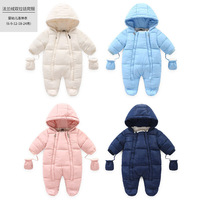 Baby Jumpsuit Clothing Boy Girls Clothes Cotton Newborn Toddler Rompers Cute Infant Newborn Winter Clothing