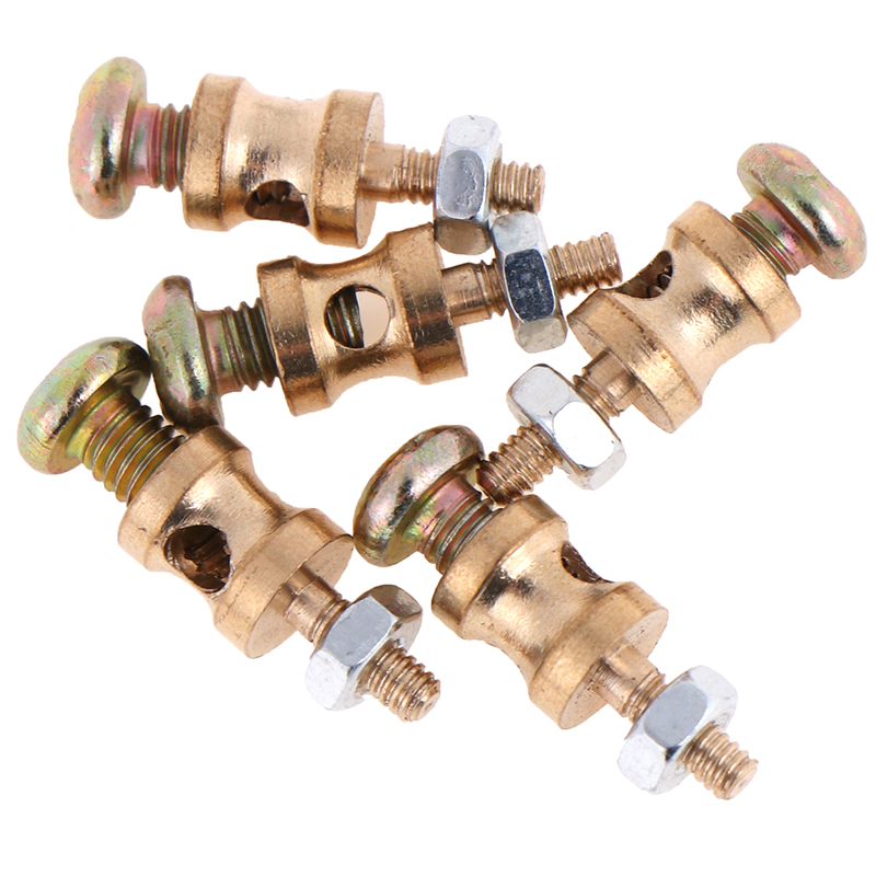 RC Airplane Pushrod Linkage Stopper Servo Connectors Adjustable Easy Diameter 1.5mm For Rc Helicopter 20Pcs/lot image