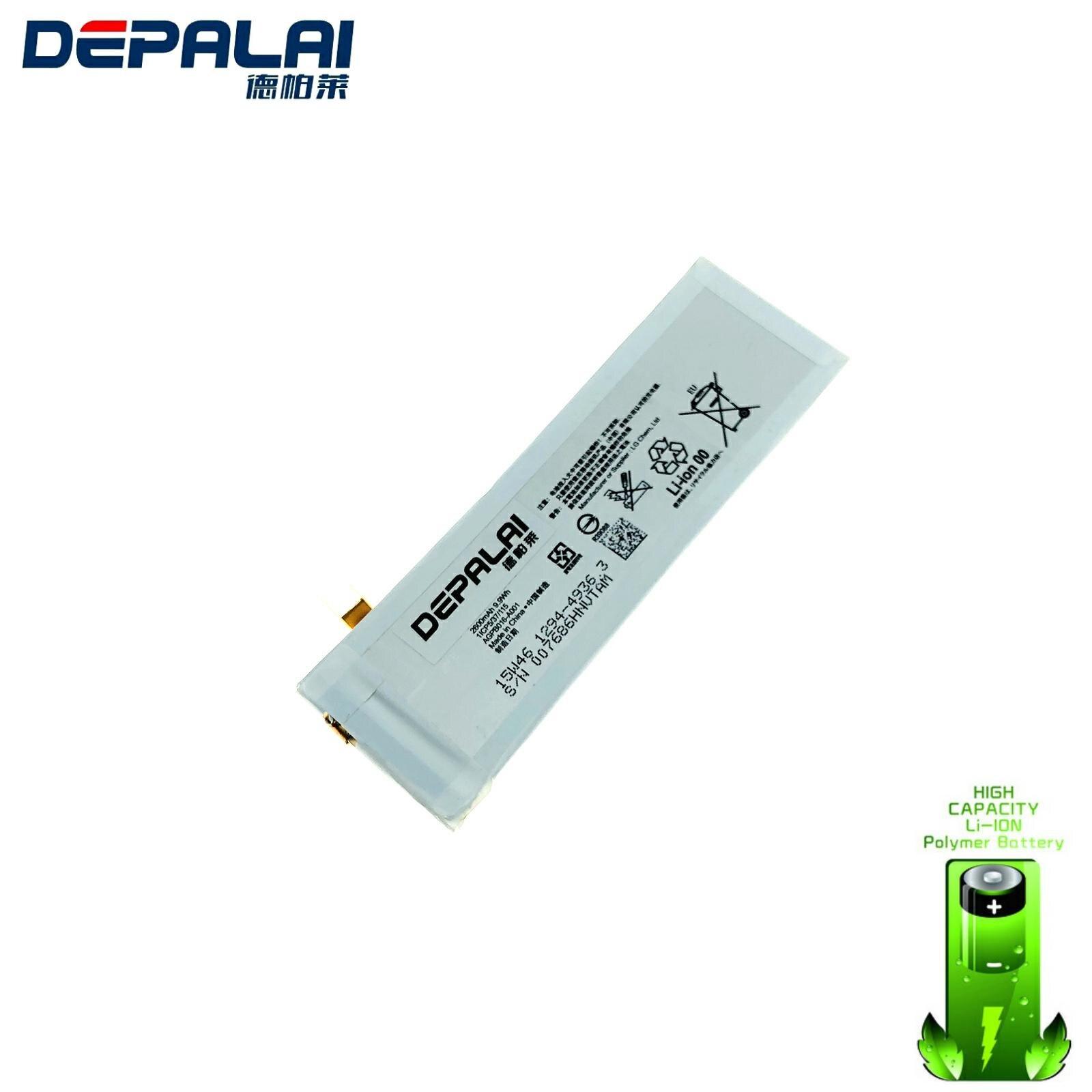 High Quality Rechargeable Li-ion Battery For Sony Xperia E5653 M5 E5603 E5606 E5663 Phone Battery 2600mAh