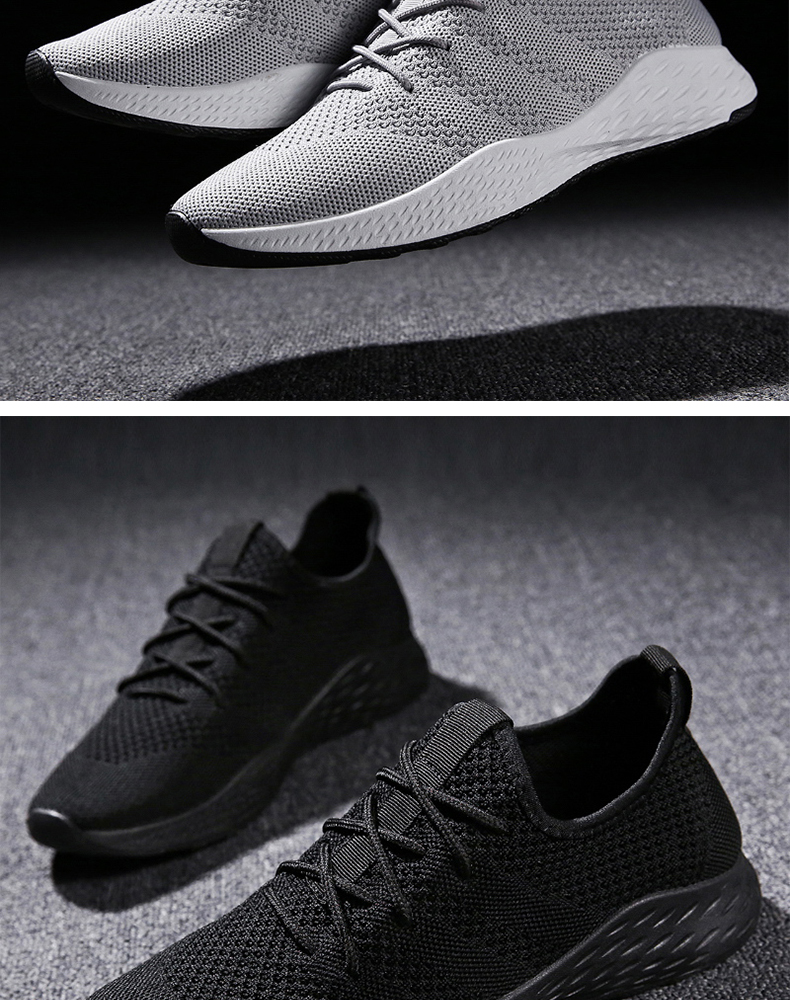 H66490c65d92a424db9db4873429058cc5 - Men Casual Shoes Men Sneakers Brand Men Shoes Loafers Slip On Male Mesh Flats Big Size Breathable Spring Autumn Winter Xammep