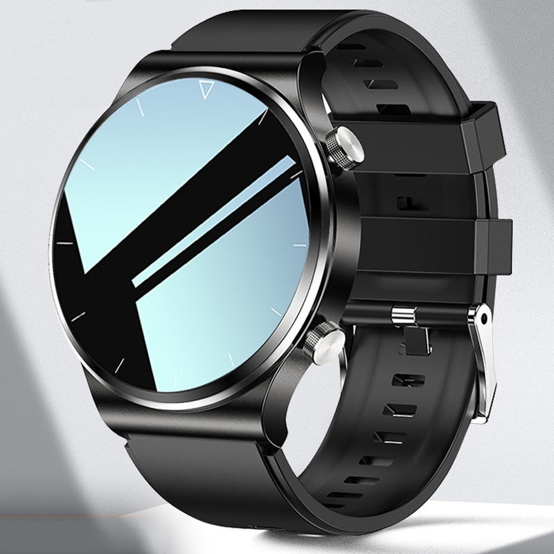 For Xiaomi Huawei Apple Phone Reloj Inteligente Hombre Smartwatch 2021 Android Man...