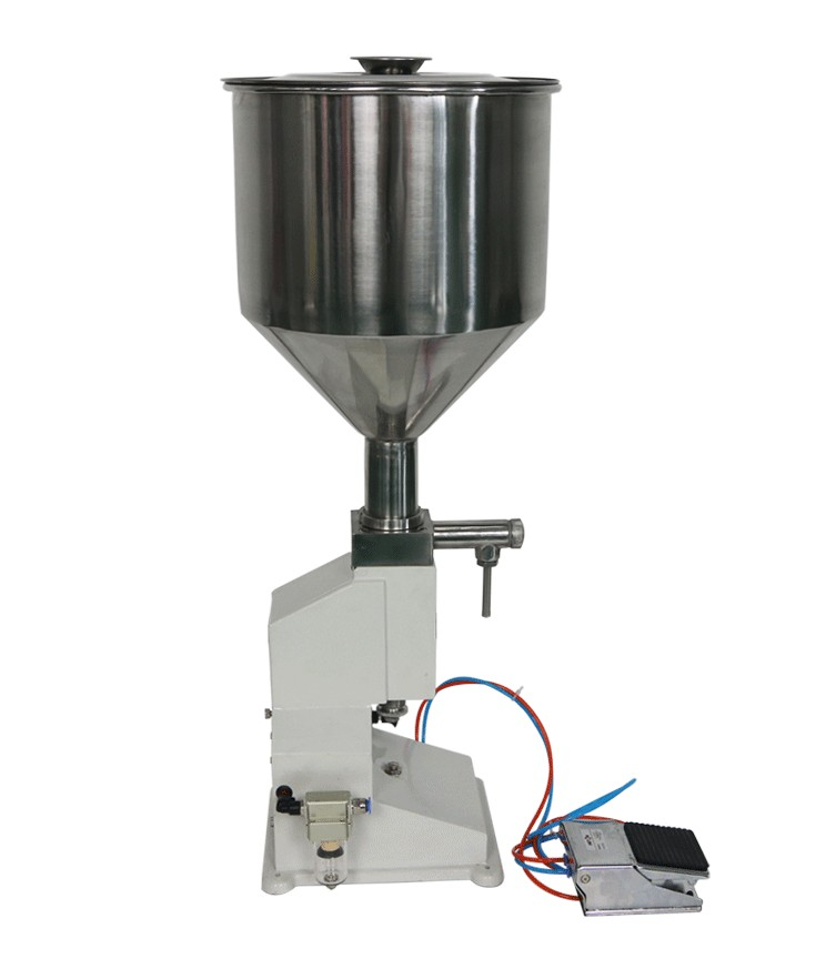 Factory price High quality A02 pneumatic cream filling machines for sale