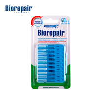 Interdental brush Biorepair GA1381600 Beauty & Health Oral Hygiene disposable soft brushes narrowed for narrow interdental spaces