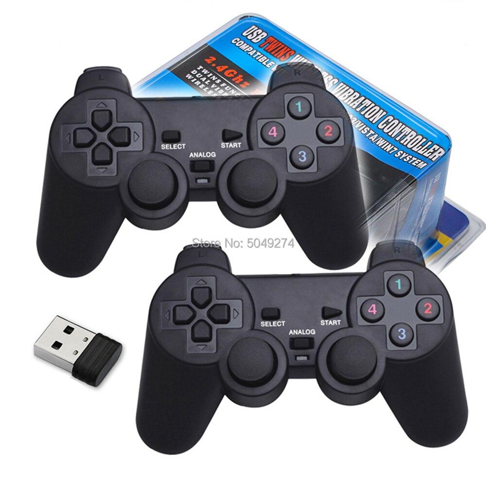 Pandora Box Wireless Controller 2 Players Connect Pandora Box 3D DX 9H 3288 MAME Raspberry Pi Nintendo Game Console