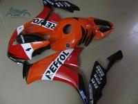 Customized Injection fairing kit fit for Honda CBR1000RR 2008 2011 CBR 1000RR 08 11 ABS plastic sports fairing kits parts KQ01
