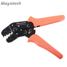 MAYATECH  RC hobby model hand tool wire terminal crimping pliers 28 18AWG Tamiya FUTABA/JR pins connectors springs