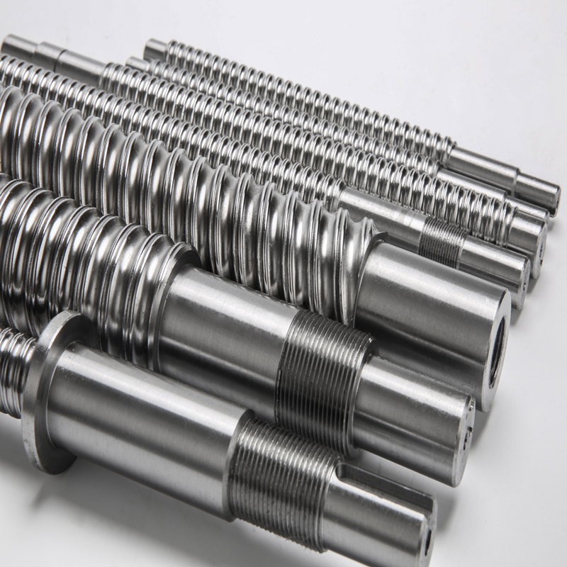 Ballscrew Sfu 1204 1605 2005 2510 3210-4 For 200 To 6000mm With Flange Single-Ballnut Coupling BK/BF 12 15