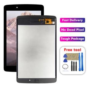 For LG G PAD 7.0 V400 V410 Full Touch Screen Digitizer Sensor Glass LCD Display Panel Monitor Assembly