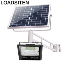 Refletor proyector holofote faretti esterno schijnwerper solar ao ar livre à prova dfocágua exterior refletor led luz de inundação