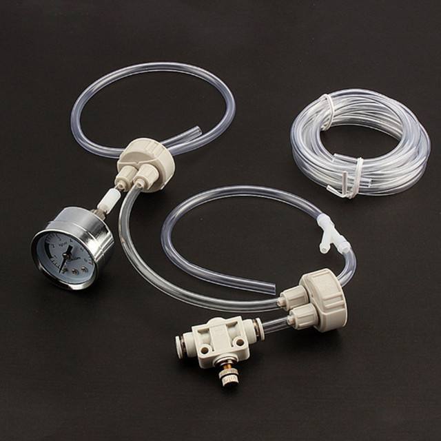 CO2 Valve Diffuser With Pressure Air Flow Device 2