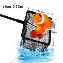 Manual Aquarium Scraper Algae Remover 6 in 1 Cleaning Tool Set Fish Tank Fishing