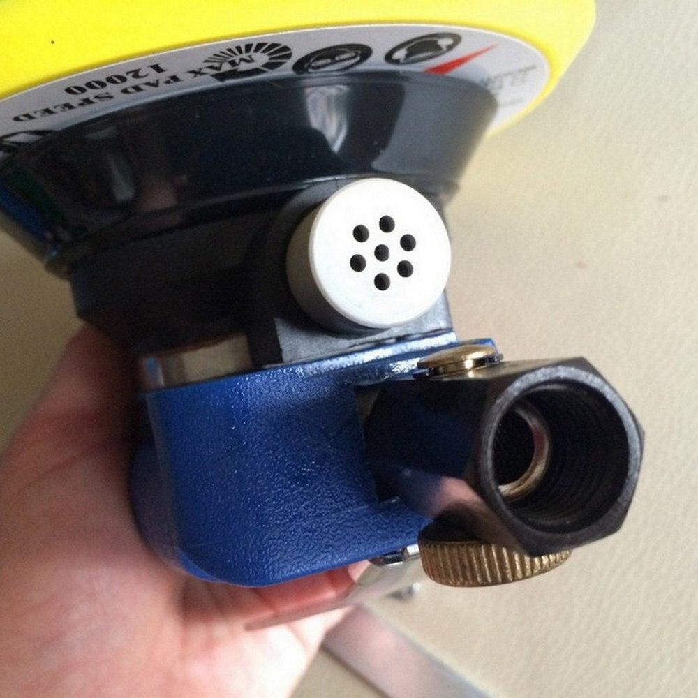 6 cali 10000 obr/min Dual Action pneumatyczne powietrze szlifierka lakier samochodowy przybory do pielęgnacji szlifierka elektryczny do obróbki drewna szlifierka polerka