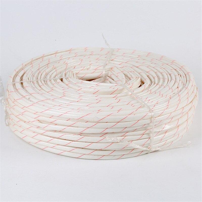 1 pack of 5 meters Yellow wax tube 1mm~10mm Fiberglass sleeving  High