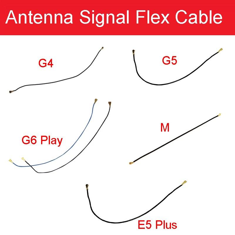 Antenna Signal Flex Cable For Motorola Moto M XT1662/G4 XT1622/G5 XT1671 XT1676/G6 Play/E5 Plus XT1924 Wifi Signal Flex Ribbon