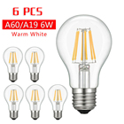 6X E26 A60 Dimmable ...