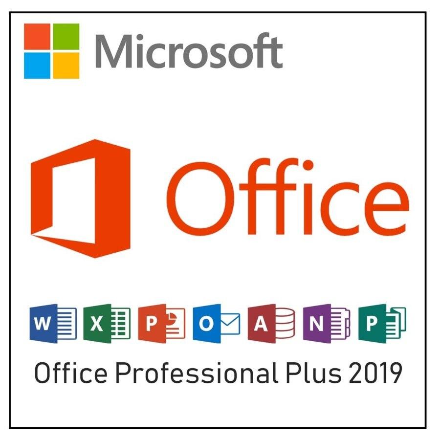 Microsoft Office Professional Plus 2019 para Windows o Mac vida clave digital Microsoft Office Professional Plus 2019 Dropshipping 7 colores LED luz nocturna cielo Control remoto ola de mar proyector con Mini música novedad bebé lámpara o niños