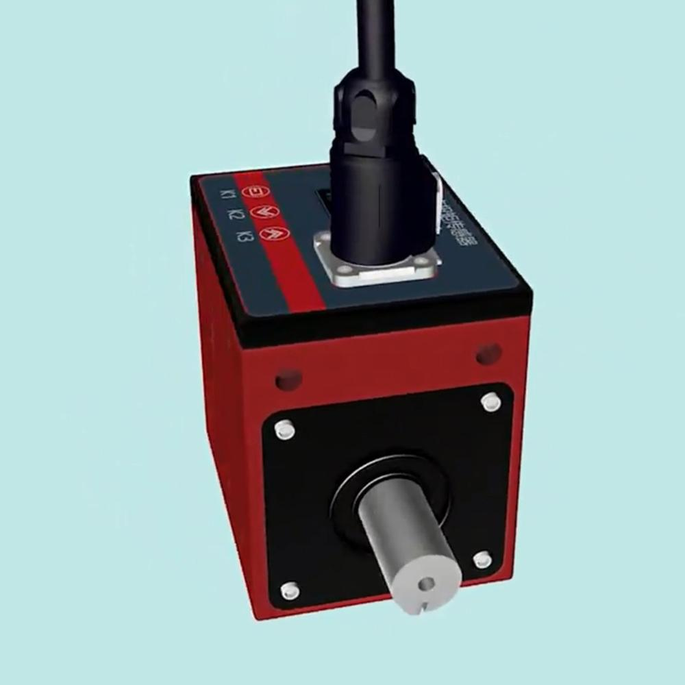 Dynamic Torque Sensor Rotating Torque Measurement  Rotary Sensor .motor Speed Senor 0-5V/0-10V/4-20mA/mV Signal Output