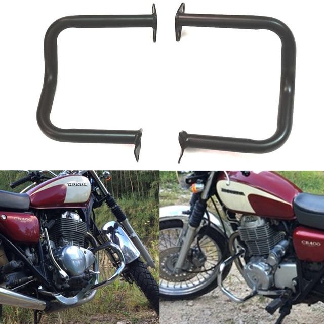 אופנוע באיכות גבוהה מנוע משמר פגוש כביש התרסקות בר מגן להונדה CB 400SS CB400SS CB 400 SS