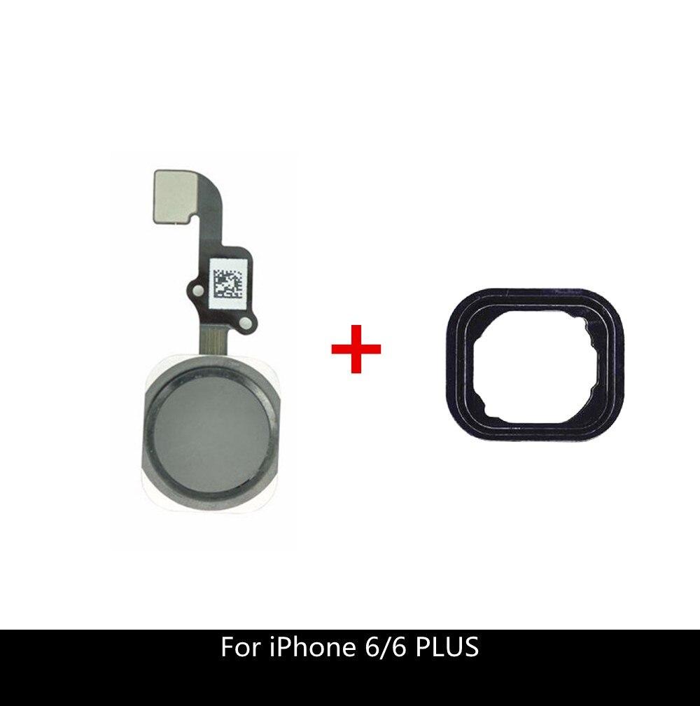Fingerprint Home Button Flex Cable for iPhone 6 /6 Plus