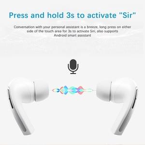 Image 3 - 2020 New A3 Pro TWS Bluetooth Headphones Earbuds HIFI Sport Wireless Earphone InEar Headset VS i9000 i12 i900000 tws Elair Fone