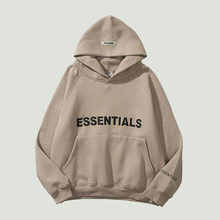 Nouveau hommes Essentials Sweats Capuches Lettres Réfléchissantes D'impression Polaire Sweat À Capuche Mode Hip Hop Sweat Couples