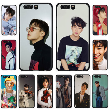 henry lau funny Soft Phone Cover Case for Huawei Honor Note 6A 7A 7X 8X 9X 8 9 10 Lite 8C 20 Pro image
