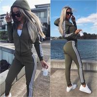 Женский комплект топ и брюки женская одежда новый спортивный костюм 2 шт.