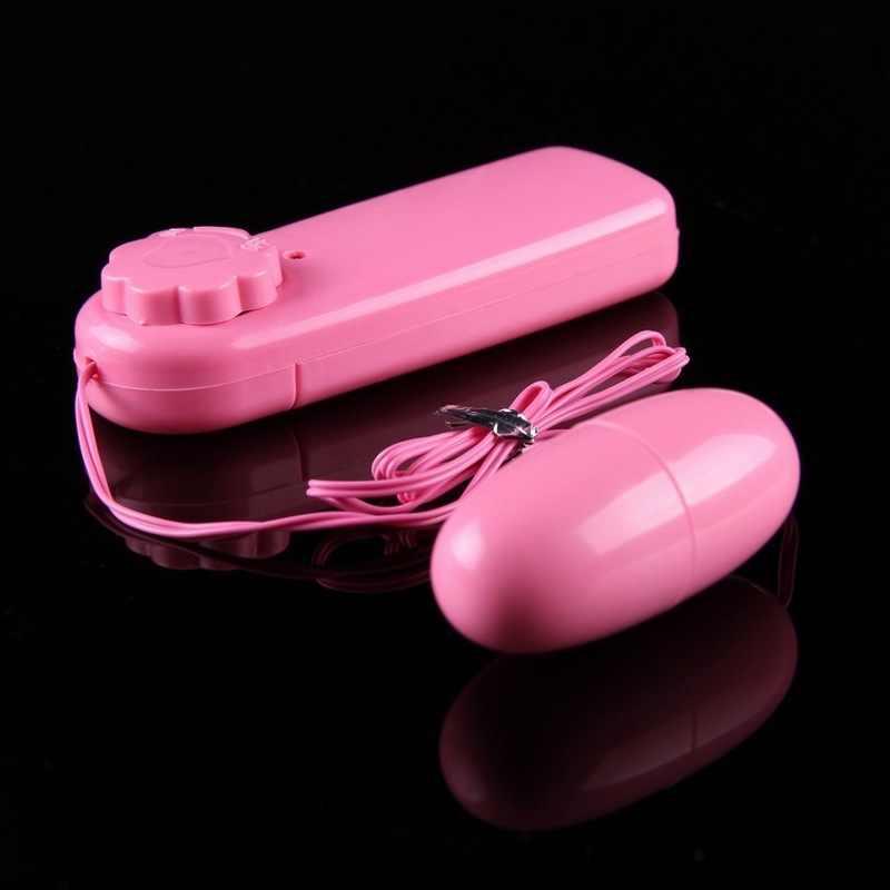 Potente vibrador de huevo para saltar de varias velocidades, huevo vibrador del amor, masajeador de clítoris con Control remoto, juguete sexual para adultos para mujeres, productos sexuales