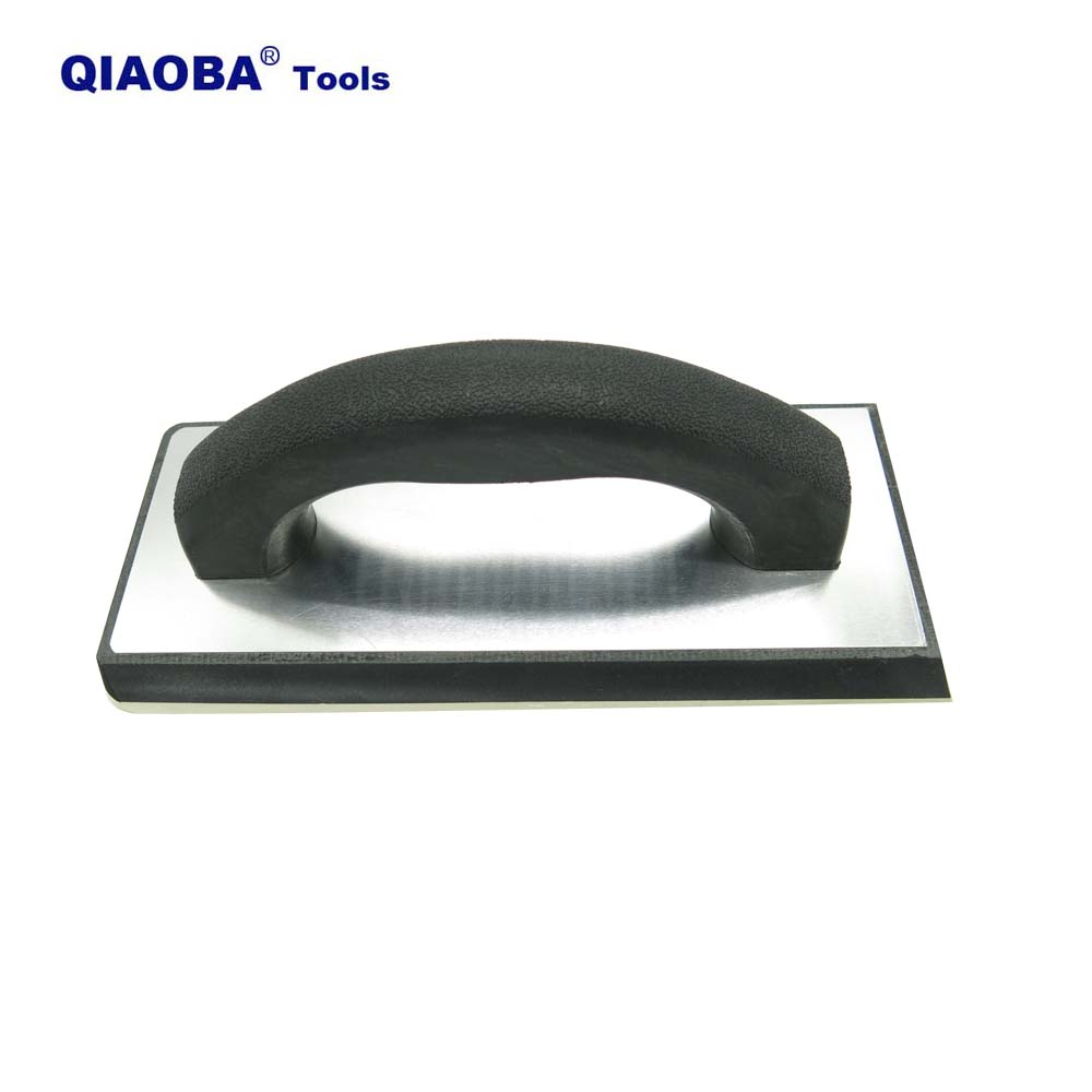 Professional Grout Float Soft Rubber Trowel Plastering Trowel Tile Flooring Rubber Plastering Trowel