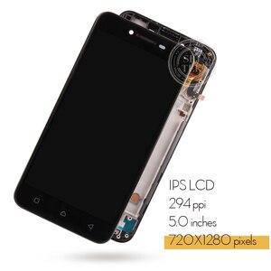 "Image 2 - מקורי 5 ""1280x720 IPS Lenovo K5 LCD תצוגת מסך מגע Digitizer עם מסגרת עבור Lenovo Vibe k5 A6020A40 A6020 A40 צגי Lcd"