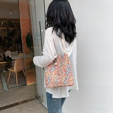 Fashion Shoulder Bag Mix And Match Color Large-capacity Shopping New Hot Sale Simple Messenger