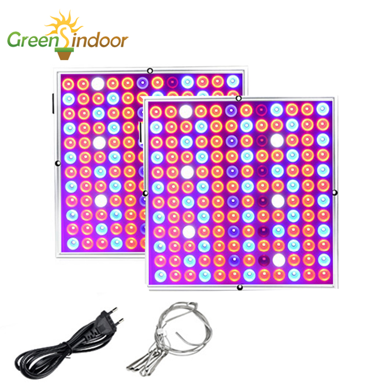 LED Grow Light Full Spectrum For Plants Grow Tent Phyto Lamp Fitolamp Indoor Led Growth Lamps For Seedlings Greenhouse Lighting