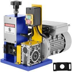 Envío gratis para la UE máquina peladora de cables eléctricos 1,5-25mm máquina peladora de cables eléctricos