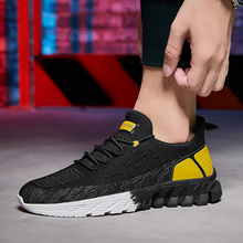 Man Running Shoes Mixed Colors Sneakers For Men Comfortable Sport Shoes Men Trend Lightweight Breathable Walking Shoes цена и фото