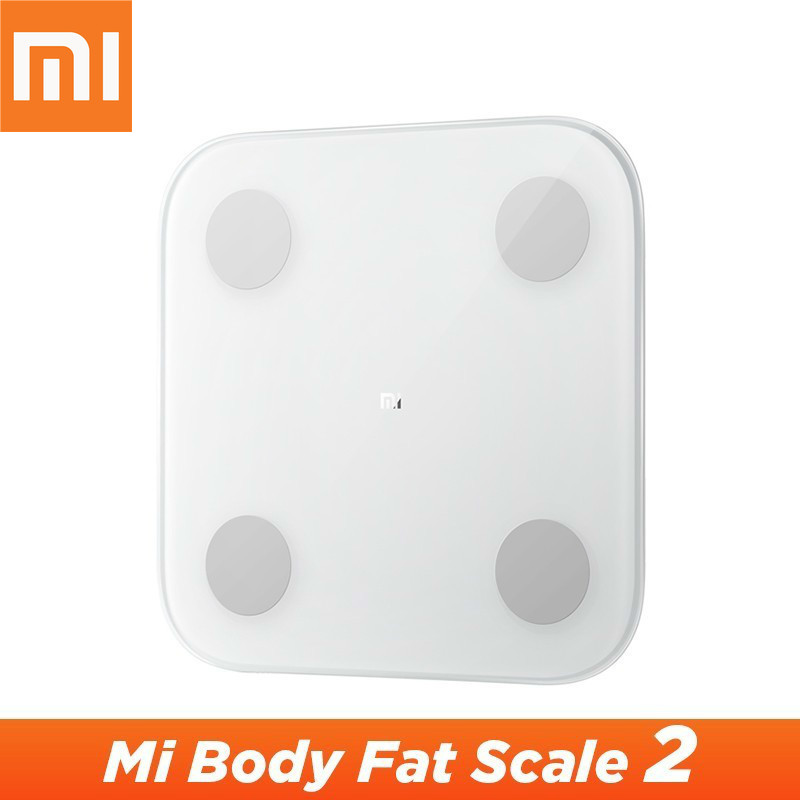 Original Xiaomi Mijia Smart Home Body Composition Scale 2 Mi Fit App Smart Mi Body Fat Scale 2