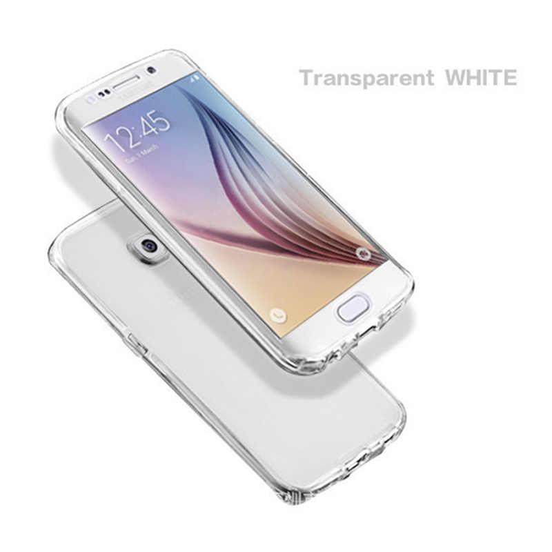 360 Full Bao Bảo Vệ Điện Thoại Chống Sốc Mỏng Mềm Dẻo Silicone TPU Dành Cho Huawei P30 P20 PRO Bảo Vệ