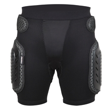 Propro Black Skateboarding Shorts Anti-Drop Armor Gear Hip Support Protection Sportswear Skating Cycling Skiing