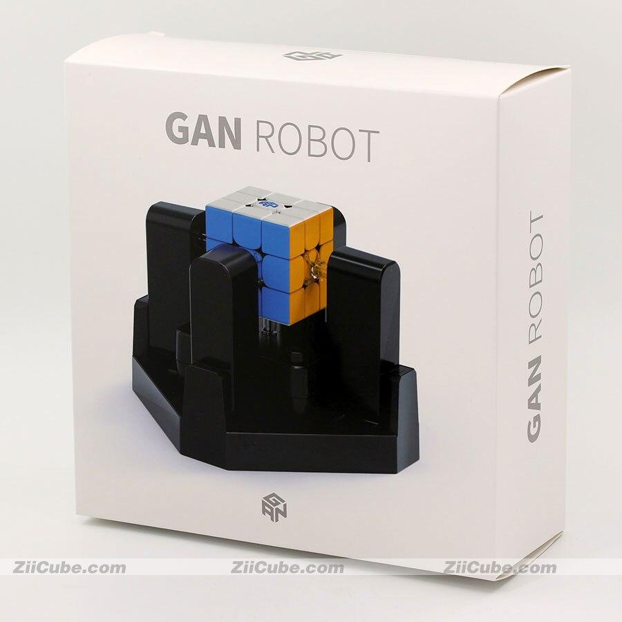 Cube magique puzzle GAN ROBOT Station App GAN 356 i 356xs aimants en ligne compétition réduction aide machine - 6