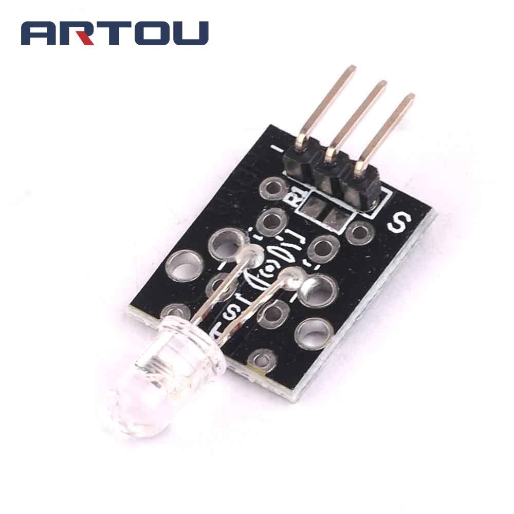 Smart Electronics 3pin KY-005 Infrared Emission Sensor Module for arduino Diy Kit