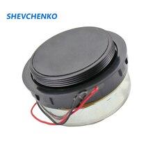 SHEVCHENKO 2 Inch 49mm Bass Vibration Full Range Speaker 2ohm 5W Low Frequency Plane Vibrator Woofer 30MM large Voice Coil 1pcs