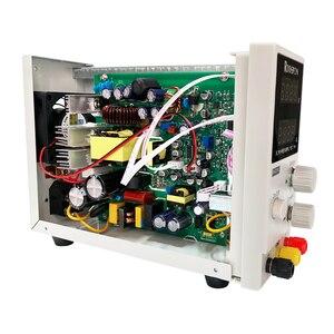Image 4 - 30V 10A מיני מתכוונן DC אספקת חשמל K3010D 4 ספרות תצוגת מתג רגולטור מעבדה אספקת חשמל עבור טלפון נייד תיקון
